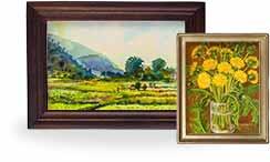絵画買取専門の優良査定業者がお客様のお持ちの絵画を無料査定させて頂きます。